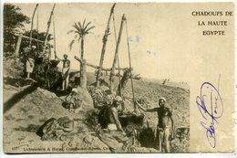 EGYPTE - Chadoufs De La Haute Egypte - Ägypten