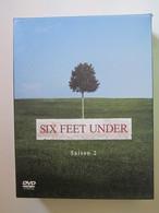 Six Feet Under Saison 2 Coffret DVD 13 épisodes Sur 5 Disques - Séries Et Programmes TV
