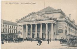 CPA - Belgique - Brussels - Bruxelles - Théâtre De La Monnaie - Monuments, édifices