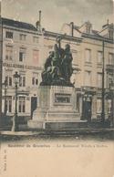 CPA - Belgique - Brussels - Bruxelles - Le Monument  Wiertz à Ixelles - Monuments, édifices