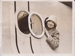 WORLD LARGEST SEAPLANE BRISTOL  JUPITER ENGINES  20*15 CM Fonds Victor FORBIN 1864-1947 - Aviación