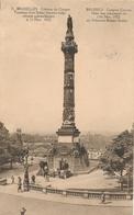 CPA - Belgique - Brussels - Bruxelles - Colonne Du Congrès - Monuments, édifices