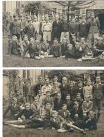 2 Foto's- Sint-Niklaas- ST-Jozefscollege- 6de Latijnse 1941 - Ecoles