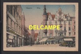 DD / POLOGNE / OPOLE ( OPPELN ) / RING , PLACE DU MARCHÉ / 1921 - Pologne