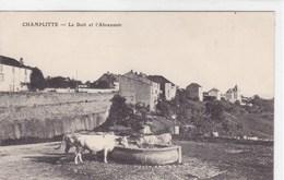 Haute-Saône - Champlitte - La Doit Et L'Abreuvoir - France