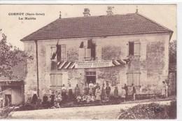 Haute-Saône - Cornot - La Mairie - Other Municipalities