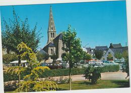 Loire  Atlantique :  LE  POULIGUEN :  L '  église - Le Pouliguen