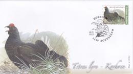 FDC Timbre N° 4305 - Tetras Lyre - Buzin - 1985-.. Vögel (Buzin)