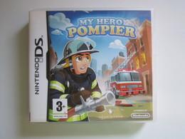 "Cartouche De Jeu ""JEU NINTENDO DS MY HERO POMPIER"" - Nintendo Game Boy"