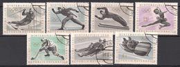 Österreich  (1963)  Mi.Nr.  1136 - 1142  Gest. / Used  (11ff55) - 1945-.... 2. Republik