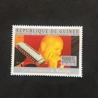 REPUBLIQUE DE GUINÉE. MUSICAL INSTRUMENTS. BRUCE WILLIS. 3R1607A - Other