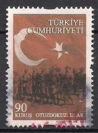 Türkei  (2011)  Mi.Nr.  3920  Gest. / Used  (11ff51) - 1921-... Republiek