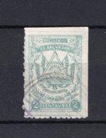 EL SALVADOR Yt. S202° Gestempeld Dienstzegel 1915 - Salvador
