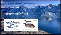 Norden 2019 - Groenland Greenland Kalaallit Nunaat - Fish In Greenland II ** - Europäischer Gedanke