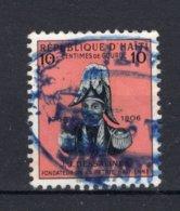 HAITI Yt. 371° Gestempeld 1957 - Haïti