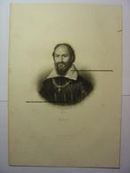GRAVURE 1839 - SULLY - Par HOPWOOD SC. - PUBLIE PAR FURNE PARIS - PRINT - Estampes & Gravures