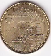 Médaille Souvenir Ou Touristique > Falaise Château De Guillaume Le Conquérant > Dia. 34 Mm - Monnaie De Paris