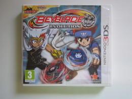 """Cartouche De Jeu """"Beyblade Evolution Nintendo 3 DS"""" Scotch Sur Boite - Nintendo Game Boy"""