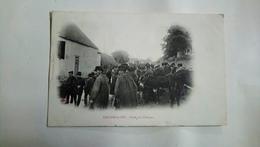 Vallon Sur Gée Foire Aux Chevaux Beau Plan 1904 Rare - Autres Communes