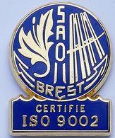 LL...83.....signé  ARTHUS  BERTRAND............BREST.....S A O - Arthus Bertrand