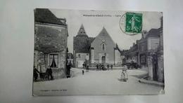 Verneuil Le Chétif église 1911 - Autres Communes