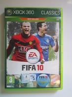 JEU XBOX 360 FIFA 10 - X-Box