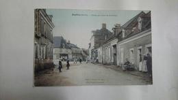 Jupilles Entrée Par Route De Saint Hubert Sarthe 1908 - Autres Communes