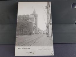 MENIN Église Saint Vaast Obl 1902 - Menen
