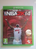 Jeu XBox One NBA 2K14 Basket - X-Box
