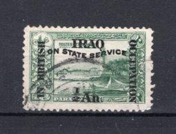 IRAK Yt. S14° Gestempeld Dienstzegel 1921 - Iraq
