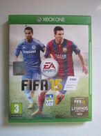 Jeu XBox One FIFA 15 - X-Box