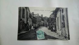 Beaumont La Chartre Rue Principale  Sarthe 1914 - Autres Communes