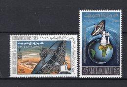 KUWAIT Yt. 460/461 MH* 1969 - Koweït