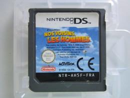 Jeu Nintendo DS - Nos Voisins Les Hommes - Nintendo Game Boy