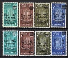 SHARJAH Mi. 204/211 MH* 1966 - Sharjah
