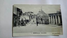 Mamers Rue Du Mans  Sarthe - Autres Communes
