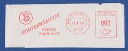 BRD AFS - AHRENSBURG, Röntgen-Seifert - Eresco Fabrikate 19.9.79 - Fabriken Und Industrien