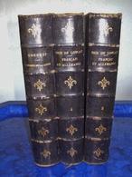 3 LIVRES Sur La GUERRE De 1870 - FRANCAIS Et ALLEMANDS - Histoire-Anecdotique - Par DICK-DE-LONLAY - Bücher