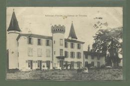 CARTE POSTALE PUY DE DOME 63 ISSOIRE CHATEAU DE TREYDIEU - Issoire