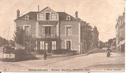 SAINTE-ADRESSE (76) Maison Baudry , Chapuis Successeur - Restaurant De La Broche à Rotir - Tram - Sainte Adresse