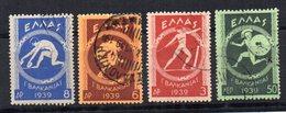 Serie  Nº 446/9  Grecia - Grecia
