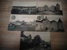 BOUGEY  LOT 9 CARTES POSTALES - Autres Communes
