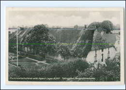 U7288/ RAD Lager 6/153 Weibl. Jugend  Tellingstedt AK Ca.1940  - Weltkrieg 1939-45