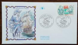 FDC 1997 - YT N°3103 - CORSAIRES BASQUES - SAINT JEAN DE LUZ - FDC