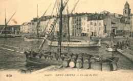 83 - SAINT TROPEZ - Un Coin Du Port - Saint-Tropez