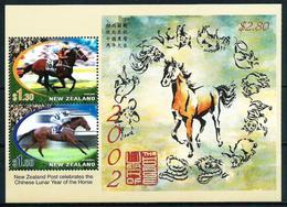 Nueva Zelanda Nº HB-157 Nuevo - Blocks & Sheetlets