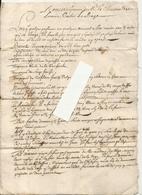 REMEDE CONTRE LA RAGE .CHEVALIER DE LORRAINE .MEDECINE ANCIENNE - Documents Historiques