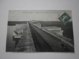 21 Sainte Sabine, Réservoir De Chazilly, La Chaussée (A2p20) - France