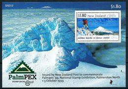 Nueva Zelanda Nº HB-136 Nuevo - Hojas Bloque