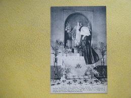 PARIS. La Chapelle De L'Hospice D'Enghien. Soeur Catherine Labouré Remet à La Vierge Sa Couronne. - Eglises